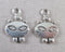 Cat Charms Silver Tone 14pcs (1716)
