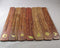 Wood and Brass Incense Holder (Assorted) 1pc