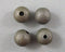Antique Bronze Tone Round Stardust Spacer Beads 10mm 10pcs (0567)