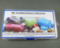 rock collection kit polished stone