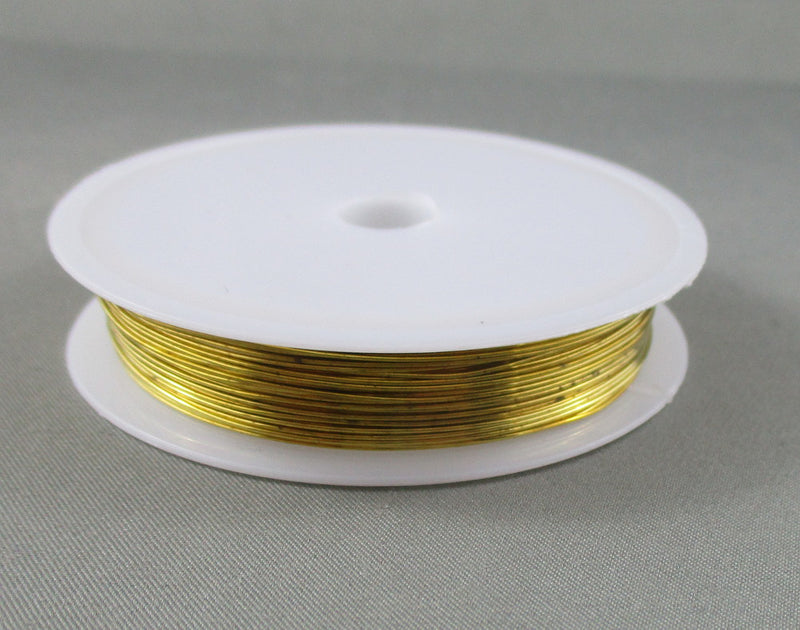 Enamel Coated Copper Wire 24ga (0.5mm) Various Colors