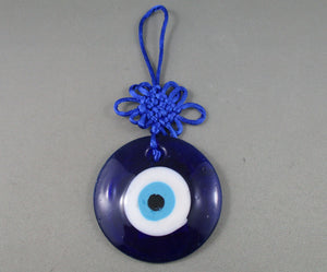 evil eye chinese mystic knot