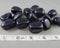 Blue Goldstone Polished Stones 3pcs T005