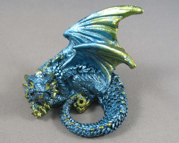 Baby Dragon - Lapis Blue 1pc R225