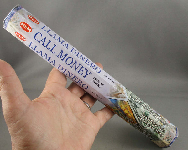 Call Money HEM Stick Incense 20GR 1pk A178