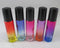 5 Pack Roller Bottles for Essential Oil (Multi Color) 10ml (3001)