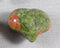 Unakite Stone Heart 1pc T181