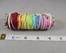 "4"" Chakra White Sage Smudge Stick 1pc A345"