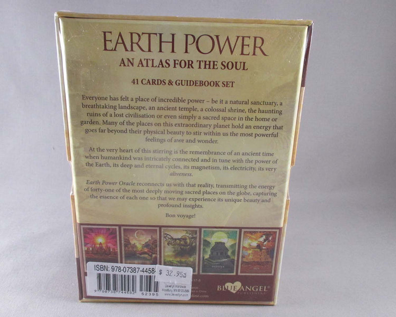 Earth Power Oracle Deck - Stacey Demarco (N025)