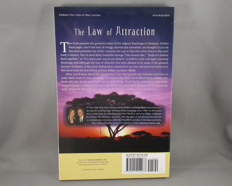 Law of Attraction - Esther and Jerry Hicks (N003)
