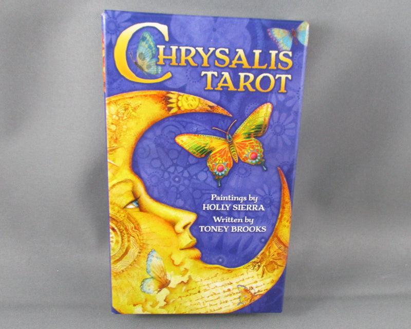 Chrysalis Tarot Deck - Toney Brooks