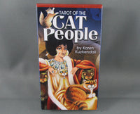 Tarot of the Cat People - Karen Kuykendall