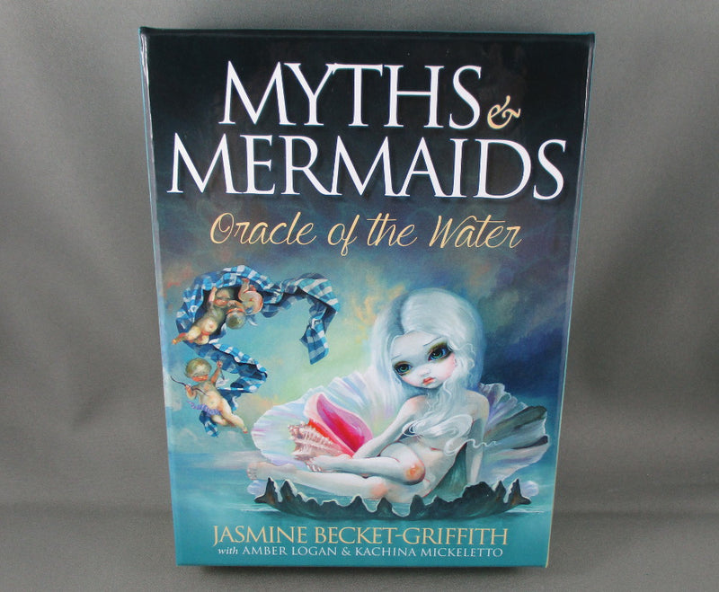 Myths & Mermaids Oracle Cards - Jasmine Beckett-Griffith