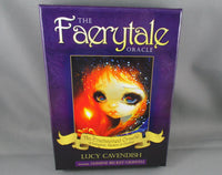 The Faerytale Oracle Cards - Lucy Cavendish