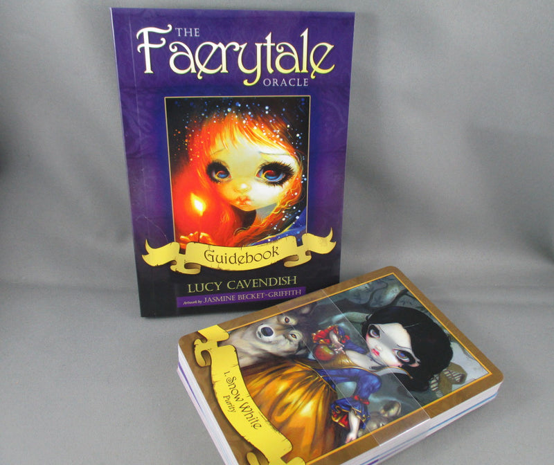 The Faerytale Oracle Cards - Lucy Cavendish (N017)