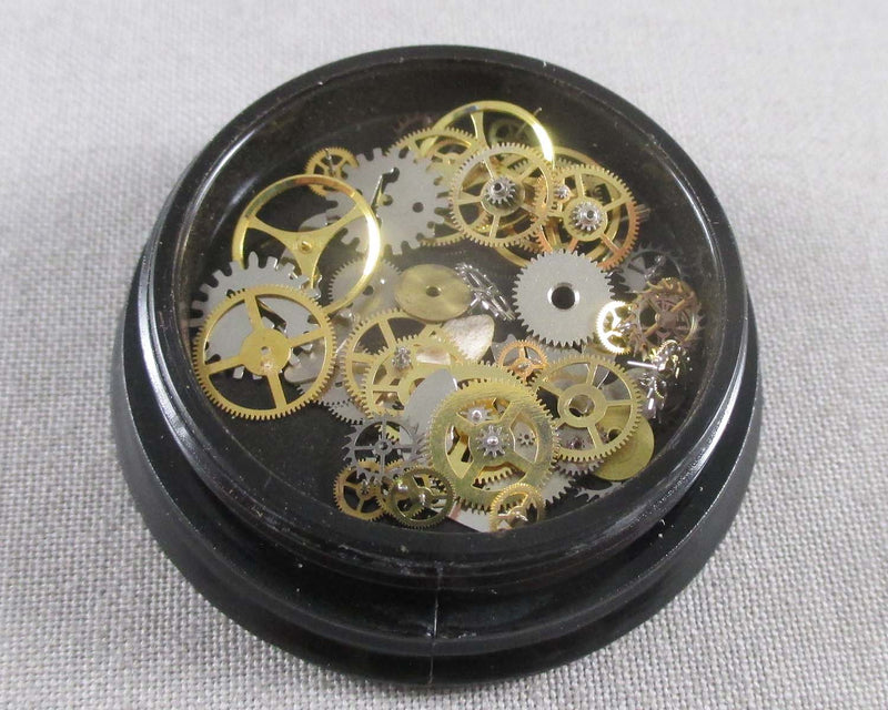 Steampunk Resin Inlay Decorations (0801)