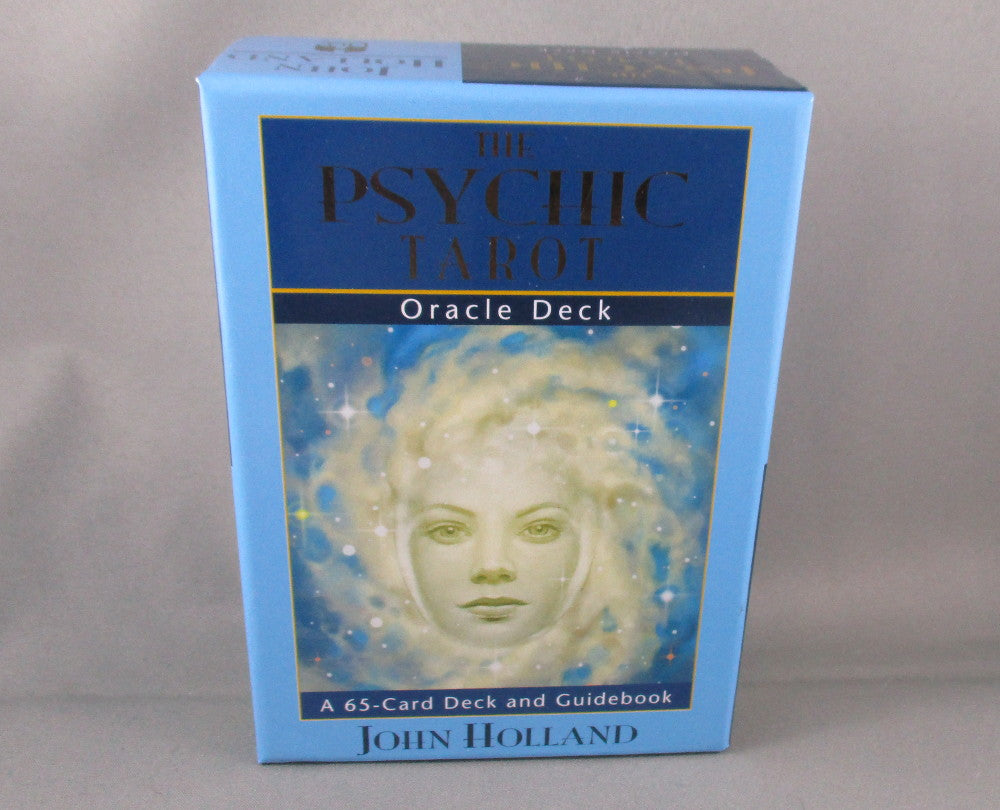 Psychic Tarot Oracle Cards - John Holland