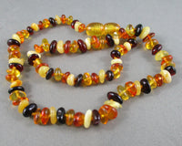Amber Teething Necklace 1pc T532
