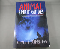 Animal Spirit Guides Book - Steven D. Farmer