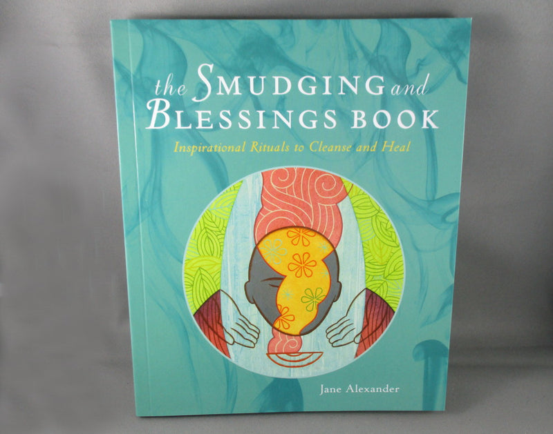 Smudging & Blessings Book - Jane Alexander (N007-A)