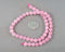Rose Quartz Bead Strand Round Various Sizes