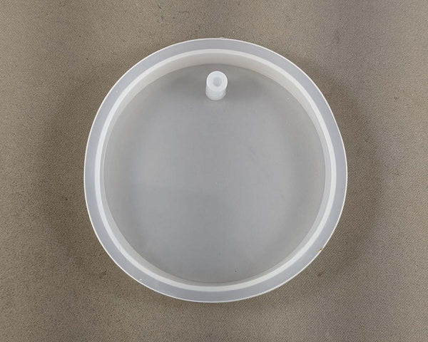 Large Silicone Resin Mold Round 7cm 1pc (2134)