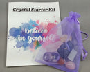beginner crystal energy starter kit