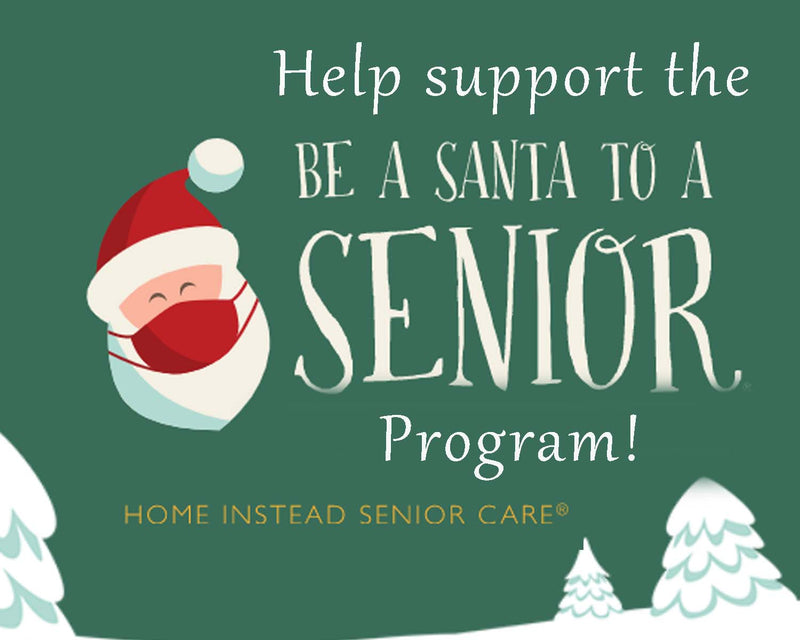 Help Support Be a Santa to a Senior!