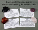 Red Quartz Crystal Cluster (Small) 1pc T310