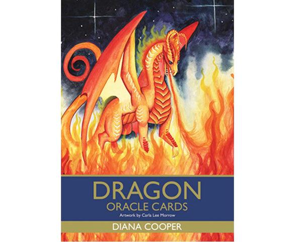 Dragon Oracle Cards - Diana Cooper (N016)