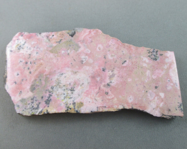 Rhodonite Stone Slab 1pc B051-4