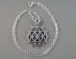 FREE OFFER - Seed of Life Pendant 1pc R237