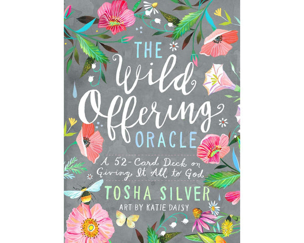 The Wild Offering Oracle Cards - Tosha Silver (N008)
