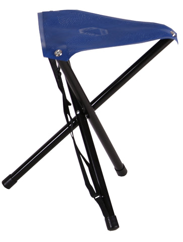 Disc Golf Mesh Roll-a-Stool Black Legs