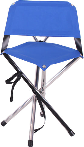 Tall Blue, Roll-a-Chair®