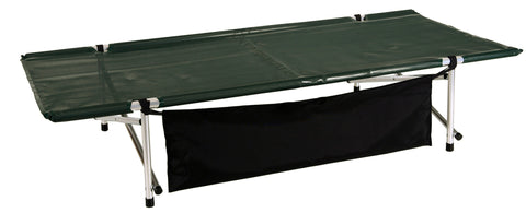 Wide Green Mesh Roll-a-Cot®