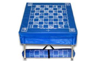 Blue Cover for the Roll-a-Table®