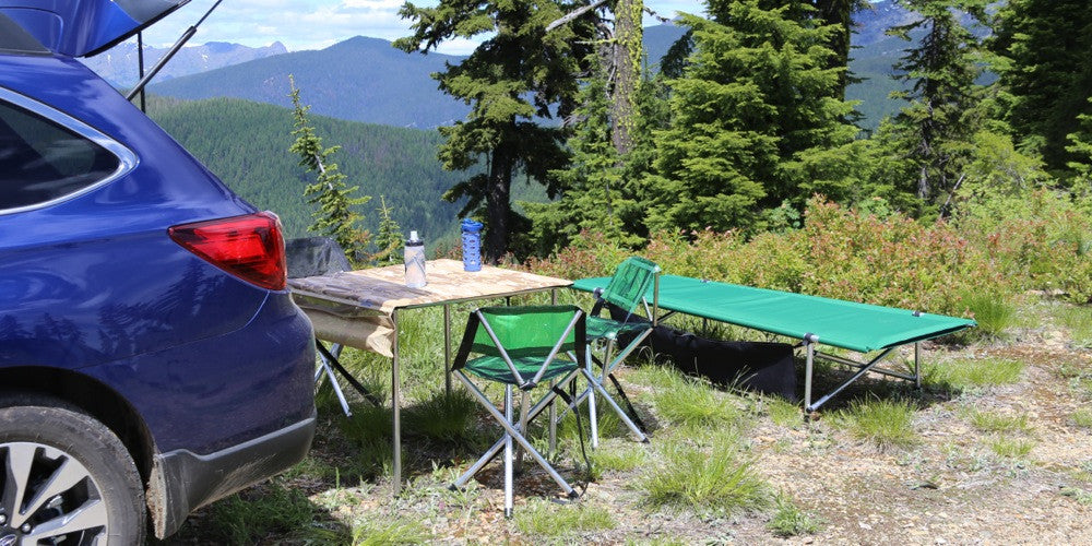 Camp Time Inc Make Your Camp Site As Comfortable As Home