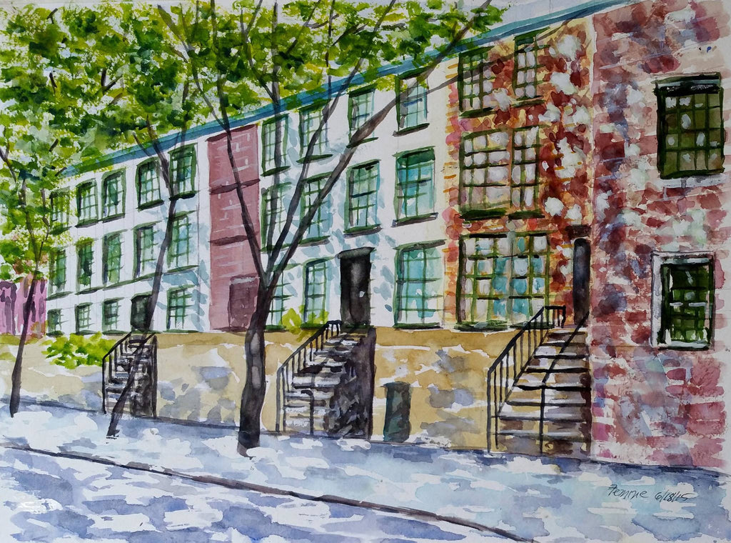 Hicks Street, Brooklyn Heights