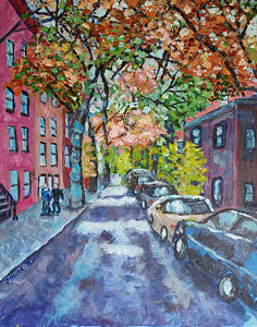 """Cranberry Street, Brooklyn Heights"""