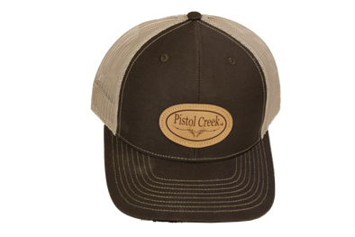 Brown Pistol Creek Hat