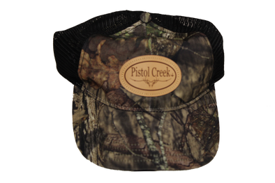 Camo Pistol Creek Hat