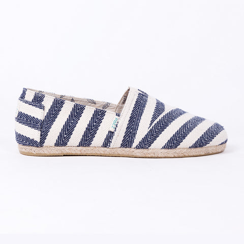 ORIGINAL RAW - WIDE STRIPES NAVY