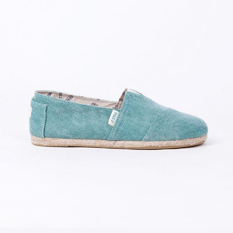 ORIGINAL RAW - ESSENTIALS TURQUOISE