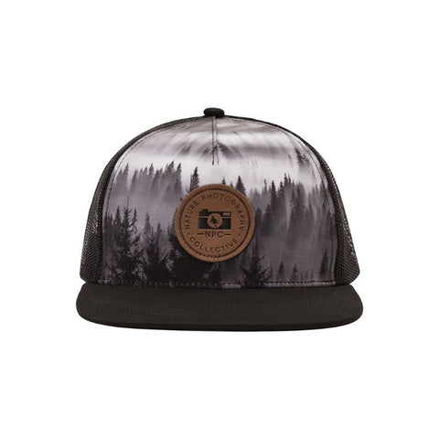 TREEVIEW HAT BLACK