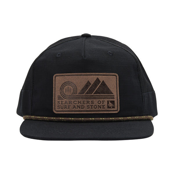 SUMMIT HAT BLACK