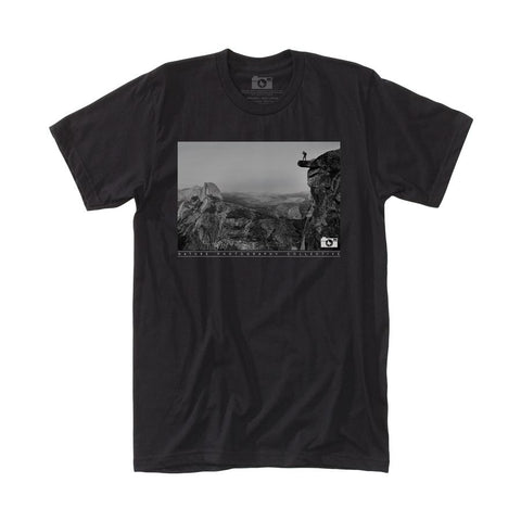 OVERLOOK TEE - BLACK