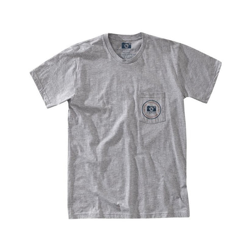 COLLECTIVE TEE HEATHER GREY