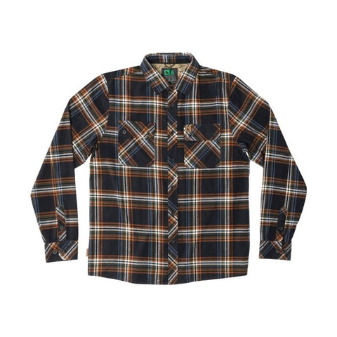 SIGNAL FLANNEL BLACK
