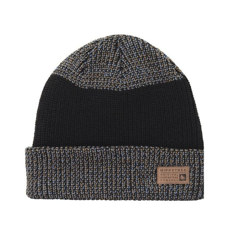 CONTINENTAL BEANIE BROWN